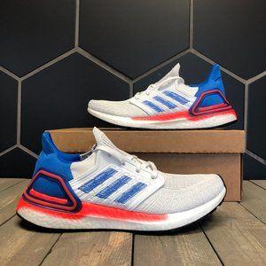 Adidas Ultraboost 2020 USA White Size 9